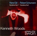 GAL - Woods - Symphonie n°4 op.105 'Sinfonia concertante'