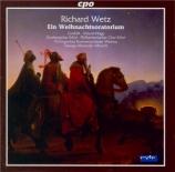 WETZ - Albrecht - Ein Weihnachtsoratorium auf alt-deutsche Gegichte op.5