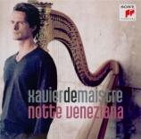 Notte Veneziana Transcriptions pour harpe