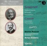 SOMERVELL - Roscoe - Concerto pour piano en la mineur 'Highland'