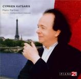 Piano Rarities Vol.2 : Compositeurs français