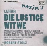 LEHAR - Stolz - Die lustige Witwe (La veuve joyeuse)