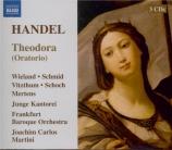 HAENDEL - Martini - Theodora, oratorio HWV.68