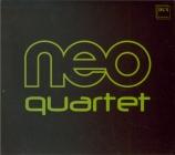 JANSSEN - NeoQuartet - Streepjes, pour quatuor à cordes