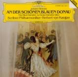 STRAUSS - Karajan - An der schönen, blauen Donau (Le beau Danube bleu)