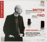 BRITTEN - Padmore - Serenade, cycle de mélodies pour ténor, cor et corde