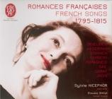 Romances françaises 1795-1815