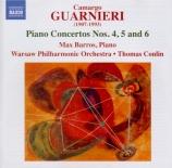 GUARNIERI - Barros - Concerto pour piano et orchestre n°4