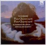 SCHUMANN - Melnikov - Quatuor avec piano en mi bémol majeur op.47