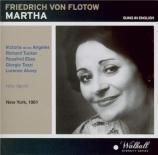 FLOTOW - Verchi - Martha (live MET 25 - 2 - 1961 (chanté en anglais)) live MET 25 - 2 - 1961 (chanté en anglais)