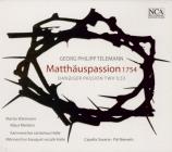 TELEMANN - Nemeth - Passion selon St. Matthieu (1754) TWV5:53
