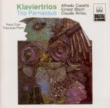 CASELLA - Trio Parnassus - Sonate en trio op.62