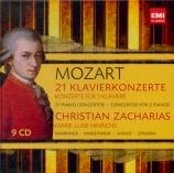 21 Klavierkonzerte & Konzerte für 2 Klaviere