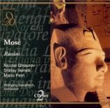 ROSSINI - Sawallisch - Mosè in Egitto (live RAI Roma, 11 - 4 - 1968) live RAI Roma, 11 - 4 - 1968