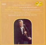BACH - Kofler - Concerto pour flûte et orchestre en ré mineur Wq.22 (H.4