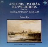 DVORAK - Odeon Trio - Trio avec piano n°4 op.90 'Dumky'