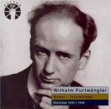 WEBER - Furtwängler - Der Freischütz : ouverture