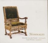 Hommages : Musique française pour viole de gambe et clavecin