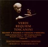 VERDI - Toscanini - Requiem