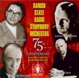 Danish State Radio Symphony Orchestra 75th Anniversary