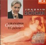 GRANADOS - Achucarro - El pelele