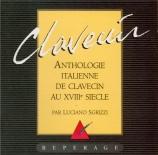 Anthologie italienne de clavecin au XVIIIe siècle