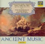 VERACINI - Mangiocavallo - Sonate pour violon et basse continue en la ma