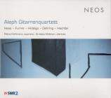 HAAS - Aleph Gitarrenq - Quatuor pour quatre guitares