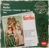 FLOTOW - Heger - Martha