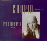 CHOPIN - Moravec - Trois nocturnes pour piano op.9