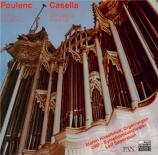 POULENC - Haselböck - Concerto pour orgue, timbales et cordes en sol min