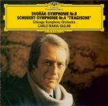 DVORAK - Giulini - Symphonie n°8 en sol majeur op.88 B.163 Import Japon