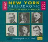 New York Philharmonic - A Sesquicentennial Celebration