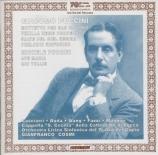 PUCCINI - Cosmi - Preludio sinfonico op.1