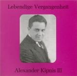 Vol.3 Lieder et Airs d'opéras