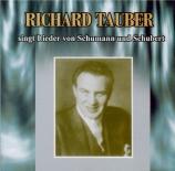 SCHUMANN - Tauber - Lieder