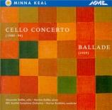 KEAL - Brabbins - Concerto pour violoncelle
