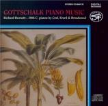 GOTTSCHALK - Burnett - Le bananier, chanson nègre, op.5