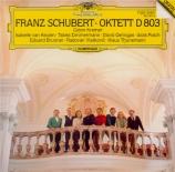 SCHUBERT - Kremer - Octuor pour cordes et vents op.posth.166 D.803 Import Japon