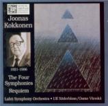 KOKKONEN - Söderblom - Symphonie n°1