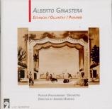 GINASTERA - Boreyko - Ollantay op.17