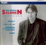 Esa-Pekka Salonen Composer