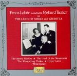 Franz Lehar conducts Richard Tauber