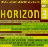 Horizon - Recordings from the 2008-2009 season