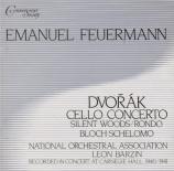 DVORAK - Feuermann - Concerto pour violoncelle et orchestre en si mineur