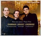 CHAMINADE - Trio Chausson - Trio avec piano n°2 op.34