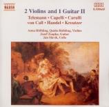 2 Violins and 1 Guitar Vol.2