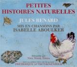 ABOULKER - Petites Histoires Naturelles