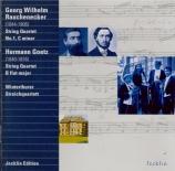 RAUCHENECKER - Winterthurer St - Quatuor à cordes n°1