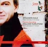 DALE - Bebbington - Sonate pour piano en ré mineur